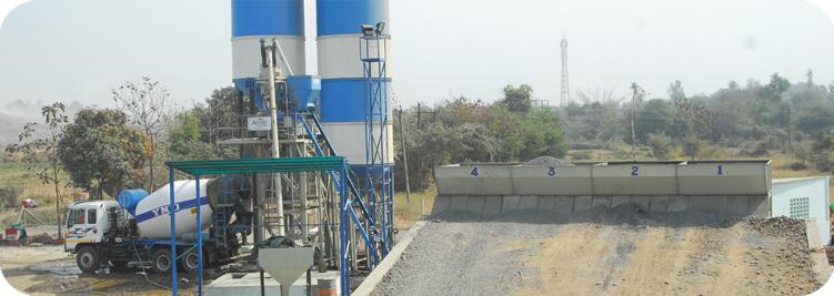 Concrete Batching Plant ATP 30
