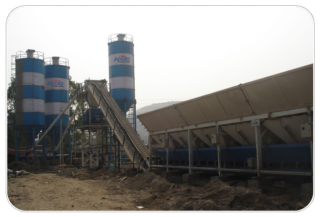 Concrete Batching Plant ATP 90