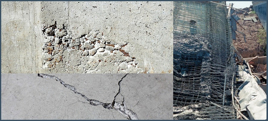 Improper Concrete Mix-Some Facts Behind