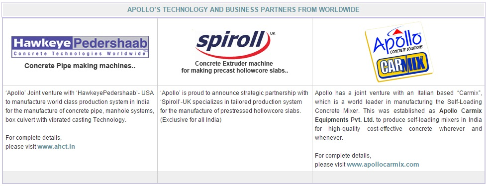 Three Important Facets of Apollo Inffratech