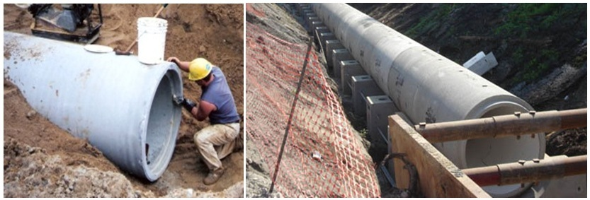 reasons to Apply Concrete Pipes