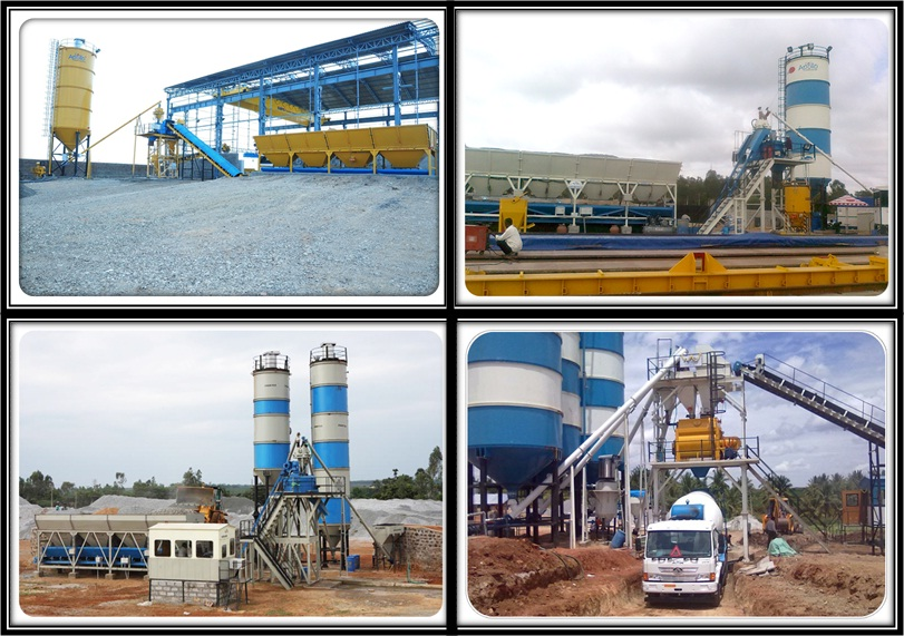 demand of concrete batching plant in middle east