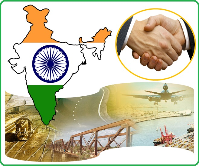 india for construction infrastructure business