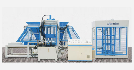 Block Making Machines ZN400 and ZN600